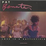 Click here for more info about 'Pat Benatar - Love Is A Battlefield (Extended Mix)'