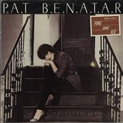 Click here for more info about 'Pat Benatar - Precious Time - Gold Promo Stamped'