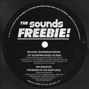 Click here for more info about 'Pat Benatar - The Sounds Freebie!'