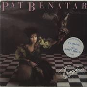 Click here for more info about 'Pat Benatar - Tropico - 2nd - Stickered sleeve'
