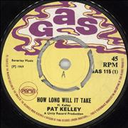 Click here for more info about 'Pat Kelly - How Long Will It Take'
