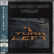 Click here for more info about 'Pat Metheny - Offramp'
