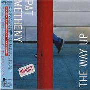 Click here for more info about 'Pat Metheny - The Way Up'