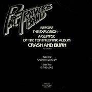 Click here for more info about 'Pat Travers - Before The Explosion EP'