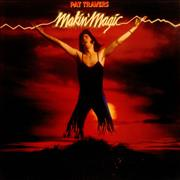 Click here for more info about 'Pat Travers - Makin' Magic'