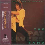 Click here for more info about 'Pat Travers - Radio One Live In Concert'