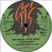 Click here for more info about 'Pato Banton - Situation Crazy'