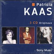 Click here for more info about 'Patricia Kaas - 3CD Originaux - Sealed box'