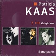 Click here for more info about 'Patricia Kaas - 3CD Originaux - Sealed'