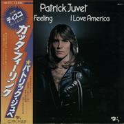 Click here for more info about 'Patrick Juvet - Got A Feeling- I Love America'