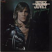 Click here for more info about 'Patrick Juvet - Got A Feeling'