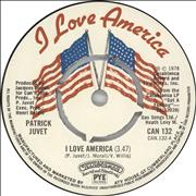 Click here for more info about 'Patrick Juvet - I Love America - 4pr'