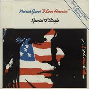 Click here for more info about 'Patrick Juvet - I Love America - Blue Vinyl'