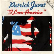 Click here for more info about 'Patrick Juvet - I Love America - Jukebox'