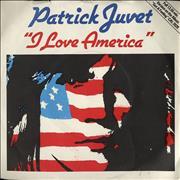 Click here for more info about 'Patrick Juvet - I Love America - Solid'