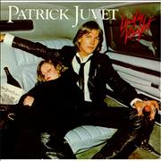 Patrick Juvet Lady Night UK vinyl LP