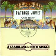 Click here for more info about 'Patrick Juvet - Lady Night'