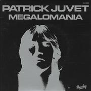 Click here for more info about 'Patrick Juvet - Megalomania'