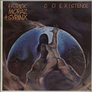 Click here for more info about 'Patrick Moraz - Co-Existence - Autographed'