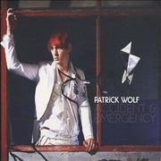 Click here for more info about 'Patrick Wolf - Accident & Emergency'