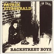 Click here for more info about 'Patrik Fitzgerald - Backstreet Boys EP'