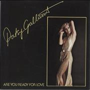 Click here for more info about 'Patsy Gallant - Are You Ready For Love'