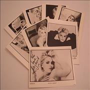 Click here for more info about 'Patsy Kensit - Set of 8 Photographs - one Autographed'