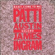 Click here for more info about 'Patti Austin - Baby, Come To Me - Inj'