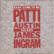 Click here for more info about 'Patti Austin - Baby, Come To Me'