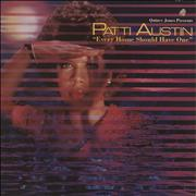 Click here for more info about 'Patti Austin - Every Home Should Have One'