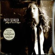 Click here for more info about 'Patti Scialfa - Play It As It Lays - Sealed'