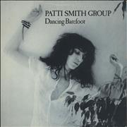 Click here for more info about 'Patti Smith - Dancing Barefoot'