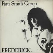 Click here for more info about 'Patti Smith - Frederick'