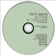 Click here for more info about 'Patti Smith - Glitter In Their Eyes'