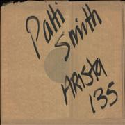 Click here for more info about 'Patti Smith - Gloria - Handwritten brown bag'