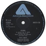 Click here for more info about 'Patti Smith - Gloria'