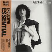 Click here for more info about 'Patti Smith - Horses - Clear Vinyl'