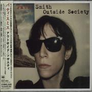 Click here for more info about 'Patti Smith - Outside Society'