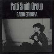 Click here for more info about 'Patti Smith - Radio Ethiopia - Blue Label with Non-Laminated Sleeve + Insert'