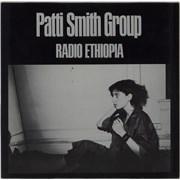 Click here for more info about 'Patti Smith - Radio Ethiopia'