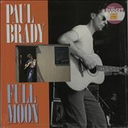 Click here for more info about 'Paul Brady - Full Moon - Sealed'