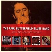 Click here for more info about 'Paul Butterfield - Original Album Series'
