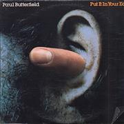 Click here for more info about 'Paul Butterfield - Put It In Your Ear'