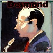 Click here for more info about 'Paul Desmond - Late Lament'