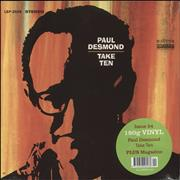 Click here for more info about 'Paul Desmond - Take Ten - Sealed'