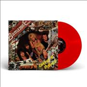 Click here for more info about 'Paul Dianno - Children Of Madness - Red Vinyl - Sealed'