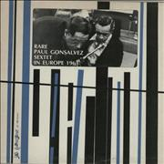 Click here for more info about 'Rare Paul Gonsalves Sextet In Europe 1963'