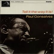 Click here for more info about 'Paul Gonsalves - Tell It The Way It Is! - Factory Sample'