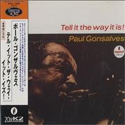 Click here for more info about 'Paul Gonsalves - Tell It The Way It Is!'
