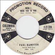 Click here for more info about 'Paul Hampton - Wish I Were Tied To You'